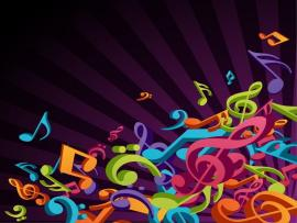 3D Colorful Music Vector  Free Vector Graphics  All Free   Art Backgrounds