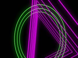 80s Black and Purple  Clip Art Backgrounds