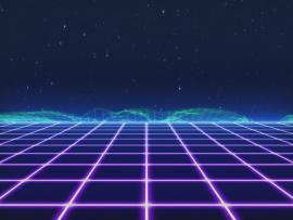 80s Stock Footage Backgrounds