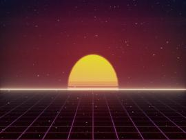 80s Stock Images Presentation Backgrounds