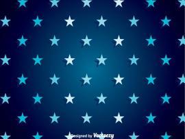 94451 Dark Blue Star Vector Slides Backgrounds