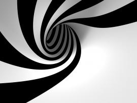 Abstract Black and White Wirls Backgrounds