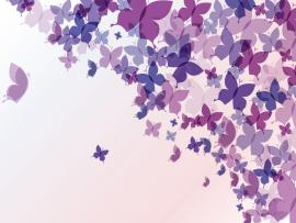 Abstract Butterfly Graphic Backgrounds