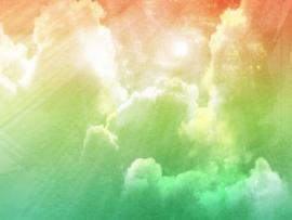 Abstract Cloudy Sky Backgrounds