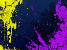 Abstract Cracks Paint Splatter Picture Backgrounds