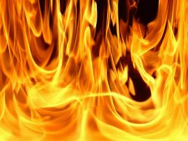 Abstract Fire Template Backgrounds