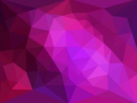 Abstract Low Poly Design Frame Backgrounds