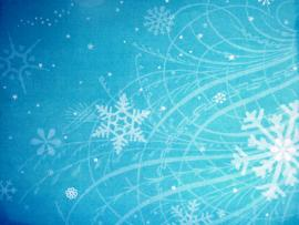 Abstract Snowflake Picture Backgrounds