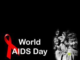 Aids Presentation Backgrounds