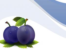 Ameixoa Plum Fruits Backgrounds