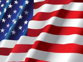 American Flag Desktop Frame Backgrounds