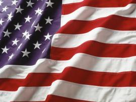 American Flag Frame Backgrounds