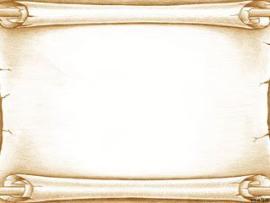 Antique Scroll Frames Backgrounds