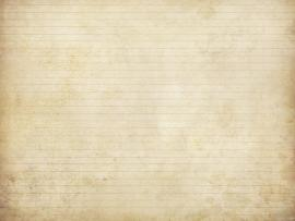 Antiqued Lined Paper Template Backgrounds