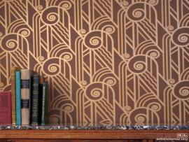 Art Deco Art Nouveau Quality Backgrounds