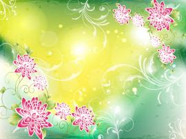 Asian Floral Download Backgrounds