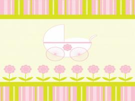 Baby Girl Stroller Free Stock Photo Public Domain   image Backgrounds