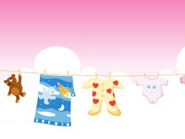 Baby Quality Backgrounds