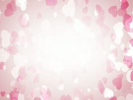 Background Pink Hearts Pink Hearts Ba Clip Art Backgrounds