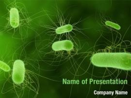 Bacteria PowerPoint Templates  Bacteria PowerPoint   Wallpaper Backgrounds