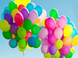 Balloons Hd Pictures Design Backgrounds