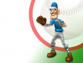 Baseball man Backgrounds