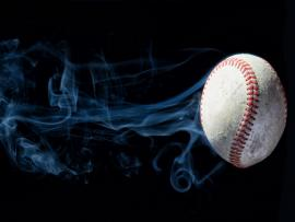 Baseballs Bests Design Backgrounds