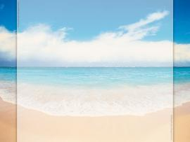 Beach  Beach Templates Beach   Presentation Backgrounds