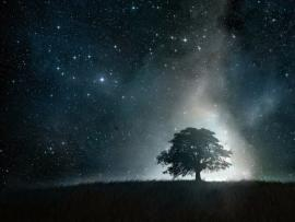 Beautiful Night SkyWallpaper Background Clipart Backgrounds