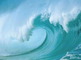 Big Wave and Quality Backgrounds