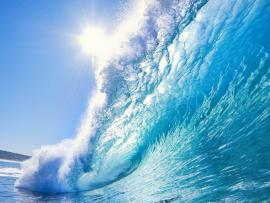 Big Wave Graphic Backgrounds