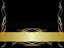 Black and Gold Related Keywords & Suggestions  Black and   image Backgrounds