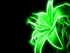 Black and Green Neon Clip Art Backgrounds