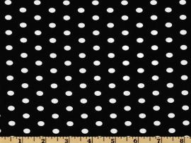 Black and White and Pink Polka Dot Frame Backgrounds