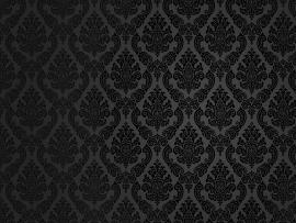 Black and White Damask Backgrounds
