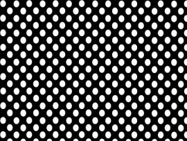 Black and White Polka Dot Desktop Backgrounds