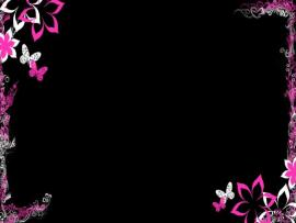 Black Clip Art Backgrounds