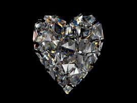 Black Diamond Slides Backgrounds
