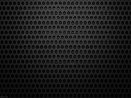 Black Pattern Frame Backgrounds