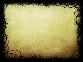 Black Vintage Frame Backgrounds