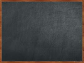 Blank Chalkboard With Border Quality Backgrounds