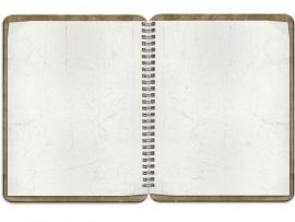 Blank Journal Graphic Backgrounds