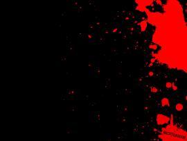 Blood Splatter Black Blood Splatter By Slides Backgrounds