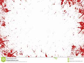 Blood Splatter Halloween Backgrounds