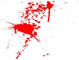 Blood Splatter Related Keywords & Suggestions  Blood   Slides Backgrounds