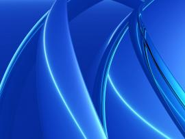 Blue Abstract Colour Picture Backgrounds