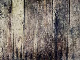 Blue and Dark Rusted Wood Slides Backgrounds