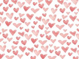 Blue Flamingo Heart Walpaper Quality Backgrounds