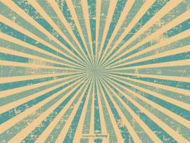 Blue Grunge Style Sunburst  Free Vector Art   image Backgrounds