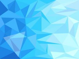 Blue Low Poly Design Abstract Wallpaper Backgrounds